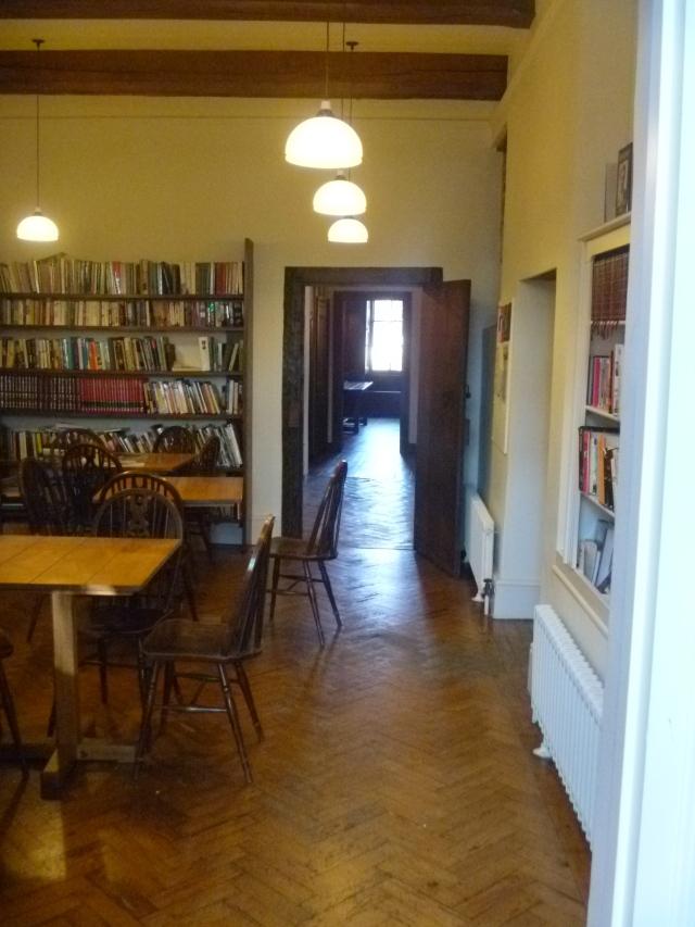 Sutton House Exhibition Room