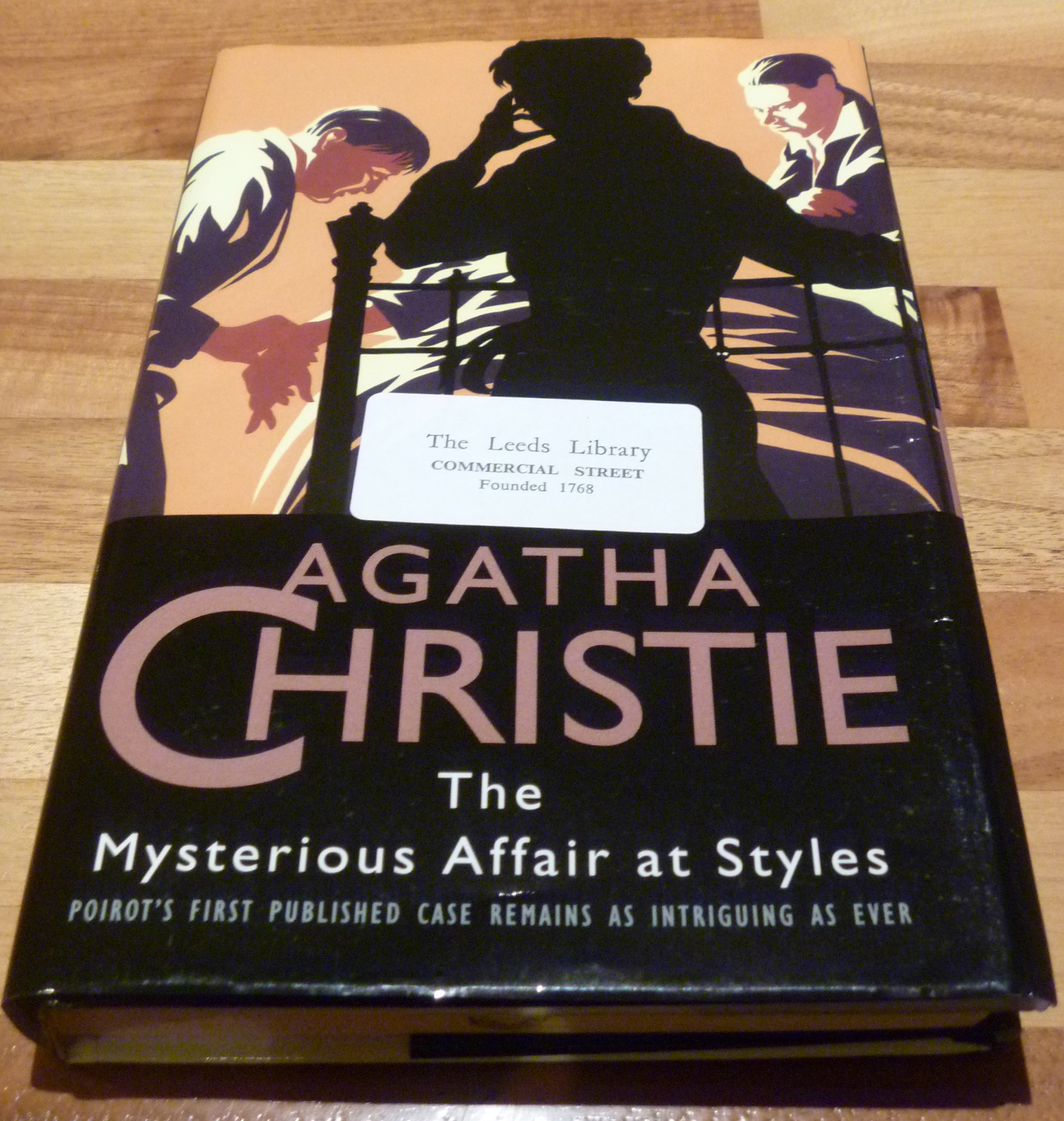 the mysterious affair at styles essay