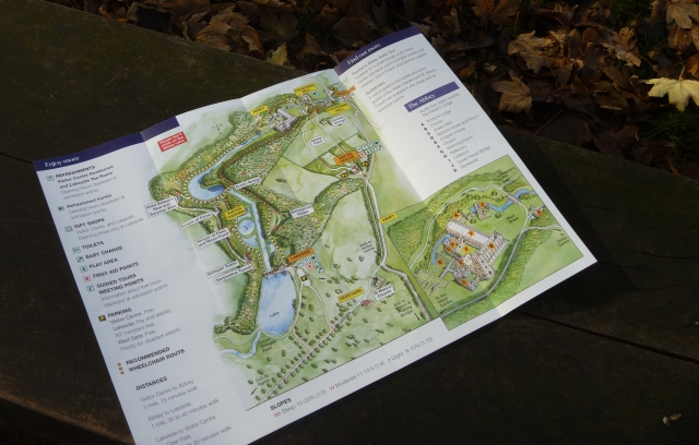 Where to stay at fountains abbey miladysboudoir for Harewood house garden design