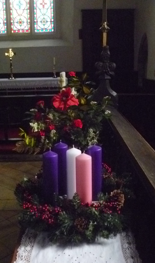 Advent at Itteringham