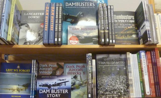 Dambuster books