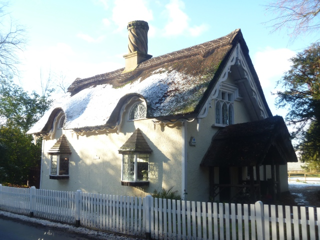 Old Warden Cottage 1