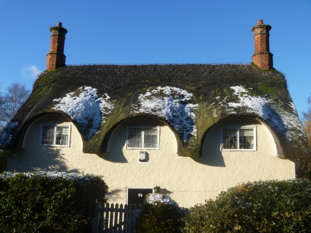 Old Warden Cottage