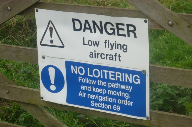 Shuttleworth Warning
