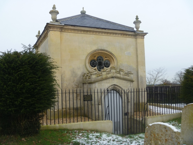 The Ongley Mausoleum