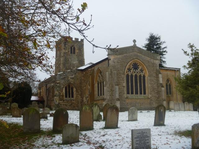 St Leonard's Old Warden