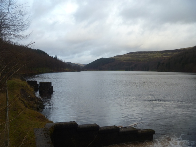 Upper Derwent Reservoir