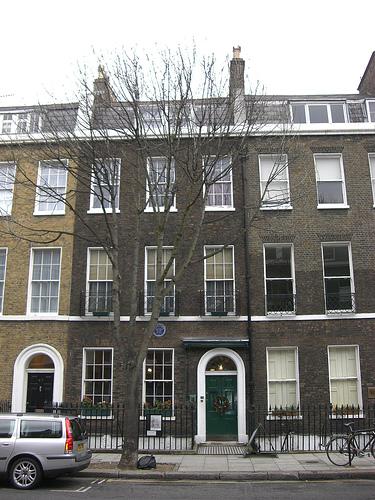 Dickens House Museum (Jan 2008)