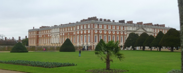 HCP East Front