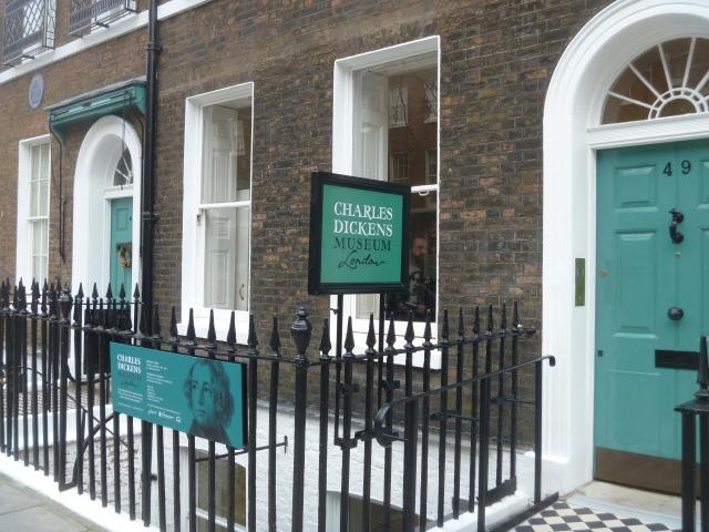 Dickens House (Jan 2013)