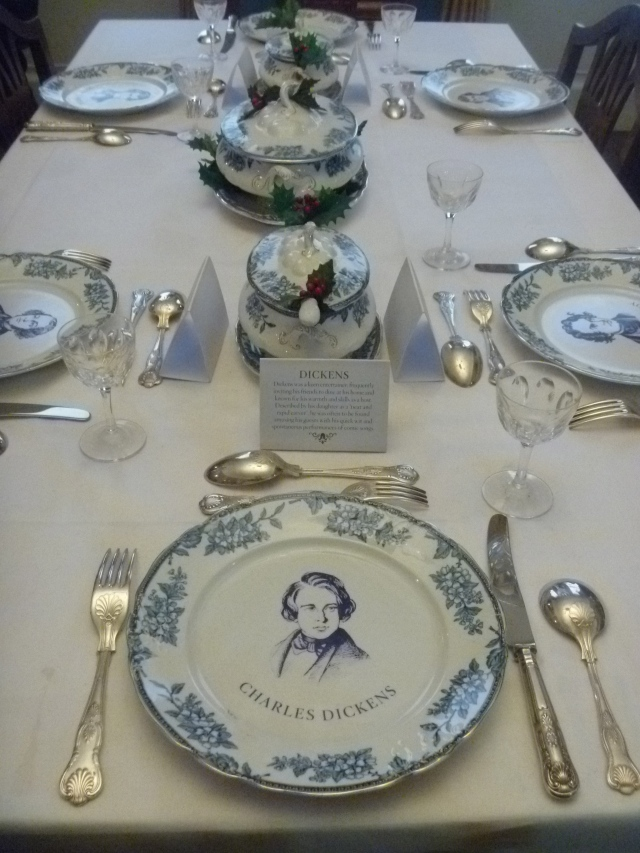 Dining with Dickens