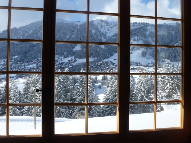 Adelboden from Our Chalet