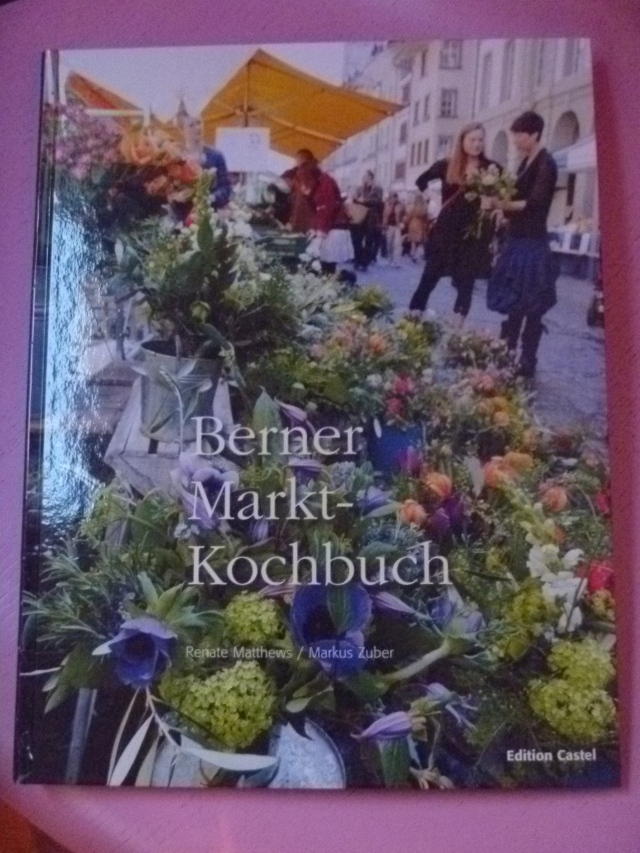 Bern Market cook book