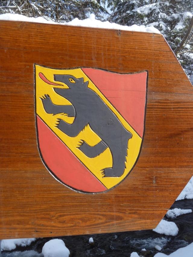 Bern sign