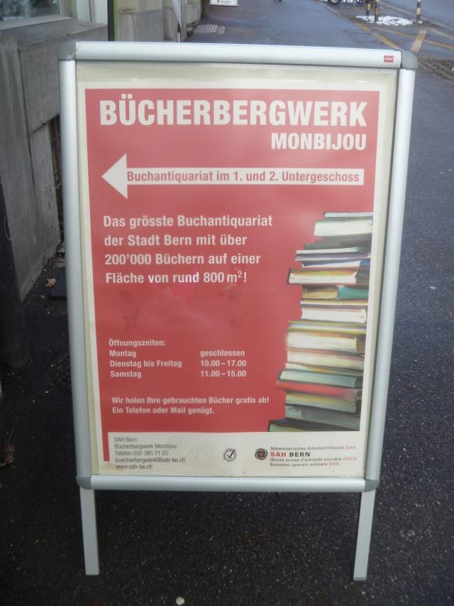 Bucherbergwerk