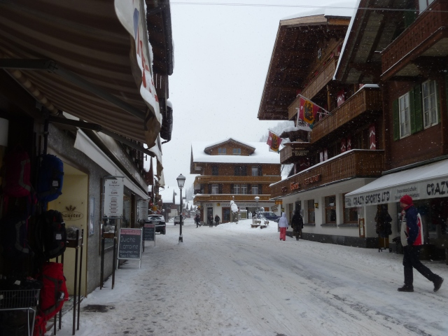Dorf Strasse