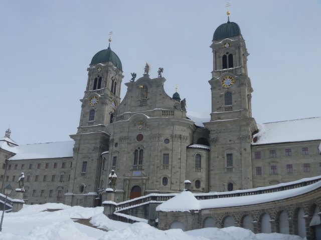 Einsiedeln Church