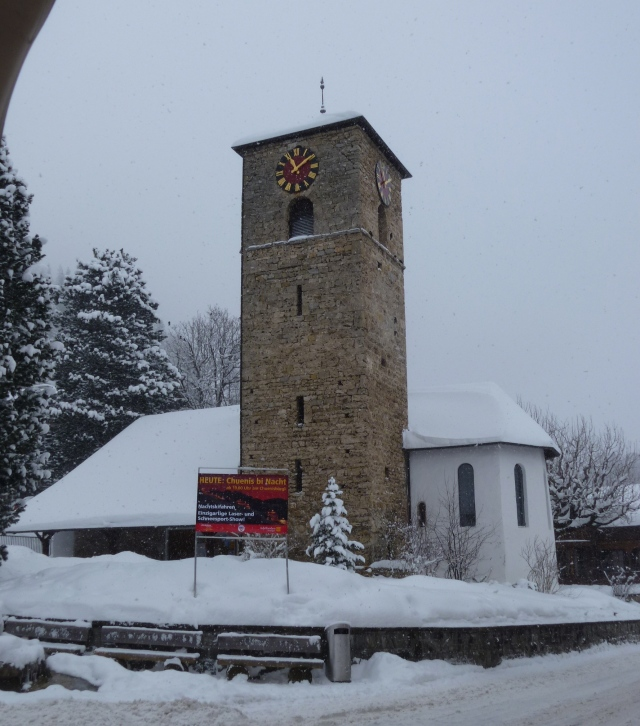 English Church Adelboden