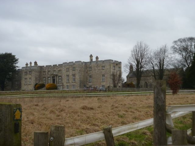 Hazelwood Castle