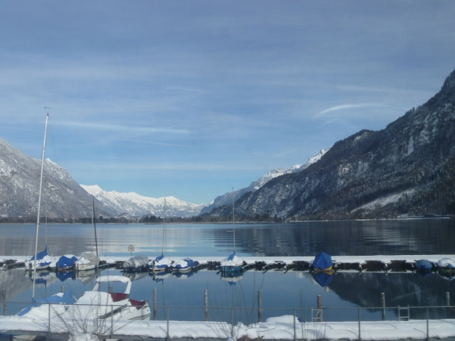 Interlaken and Lake Thun