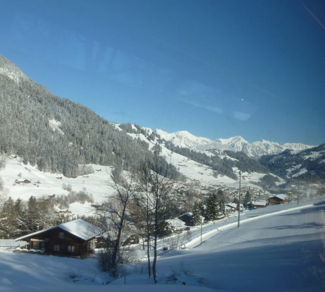 Journey to Gstaad
