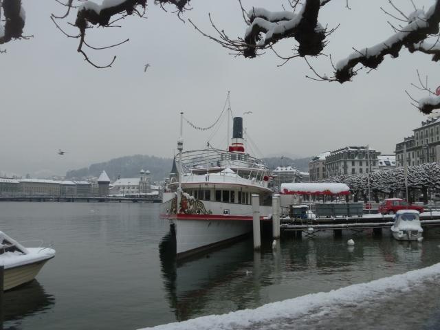 Lucerne Steamship
