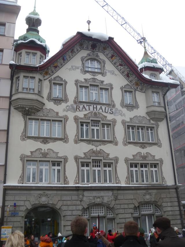 Einsiedeln Town Hall