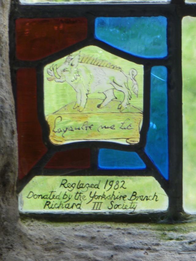 Richard III wondow