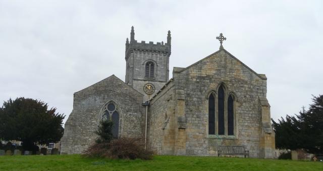 Saxton Church