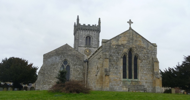 Saxton Church