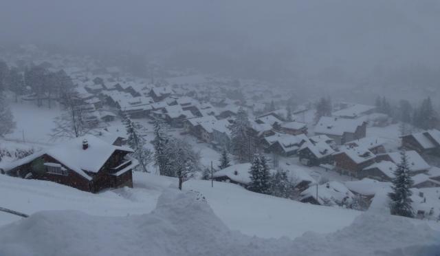 Snowy Adelboden