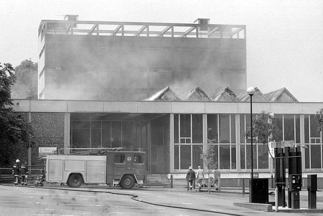 Norwich_Central_Library_Fire