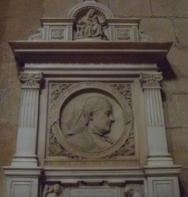 Mrs C Memorial