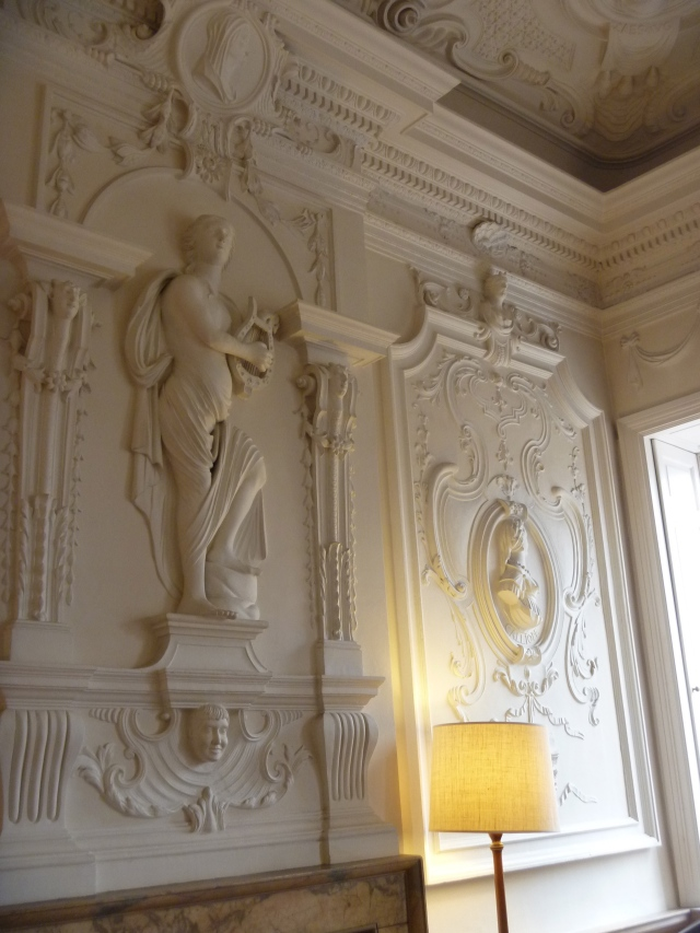 Music Room plasterwork 2