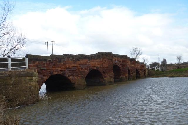 River Avon and Bridge