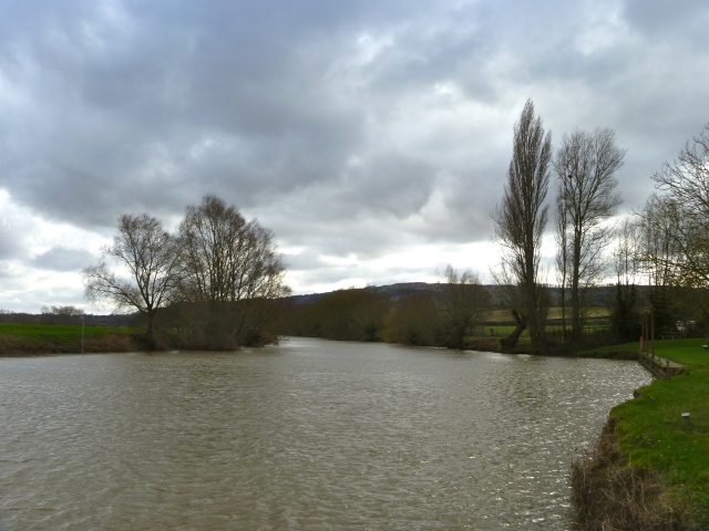 Bredon Hill and River