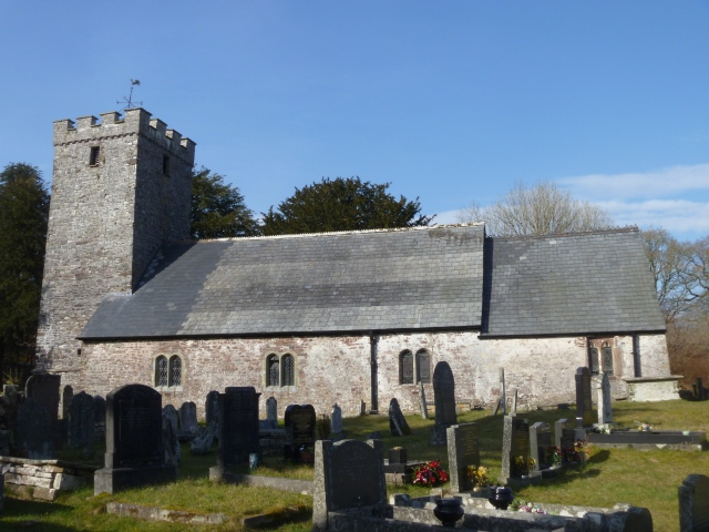 St Mary's Church, Ystradfellte