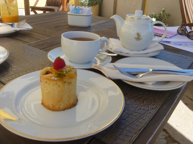 Afternoon Tea at the Fortaleza