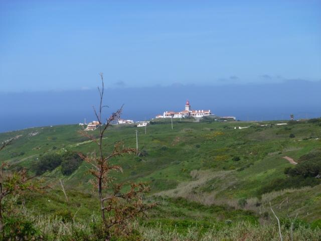 Approaching Cabo da Roca