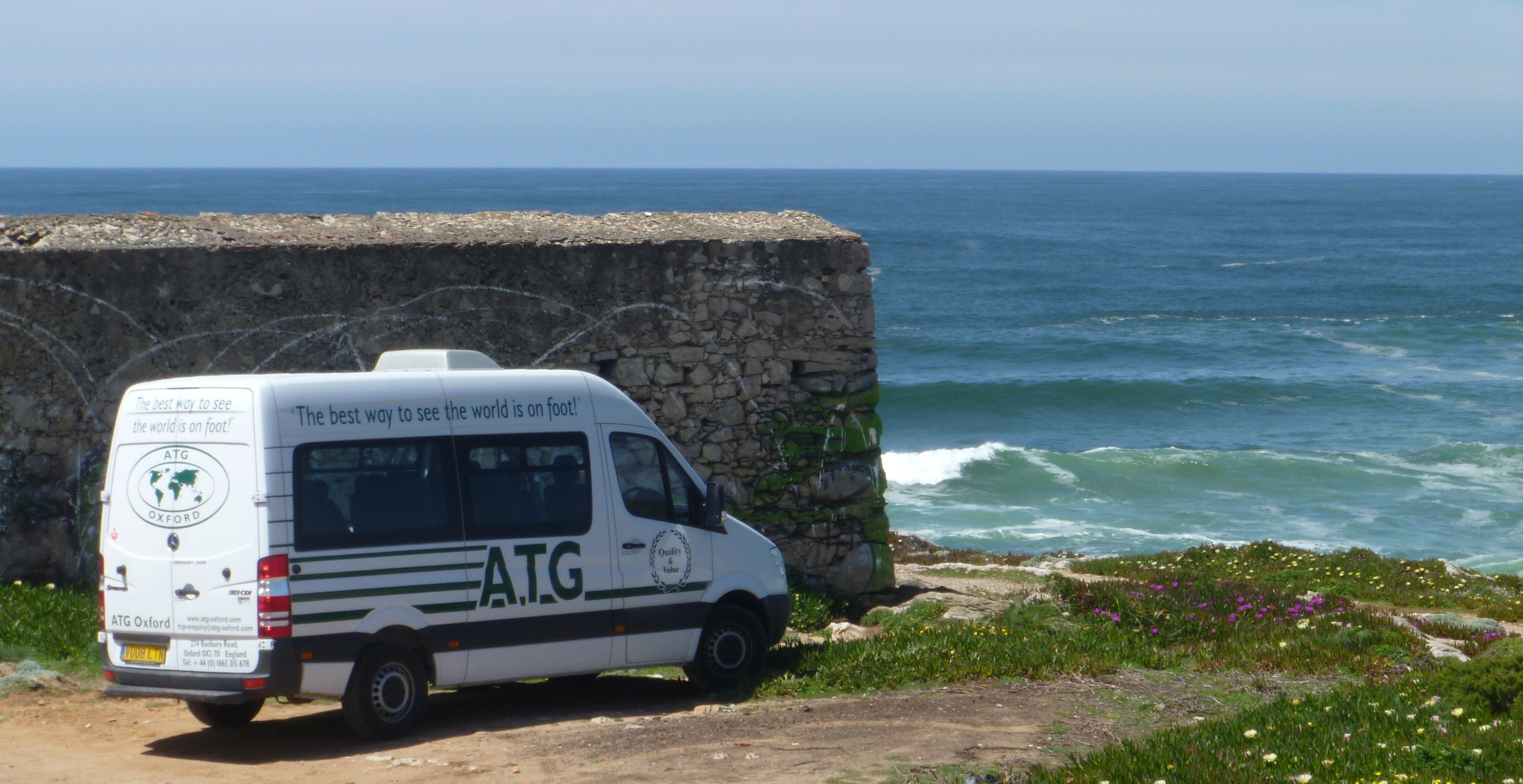 The Best Way to See the World is on Foot! Sintra and The Portuguese