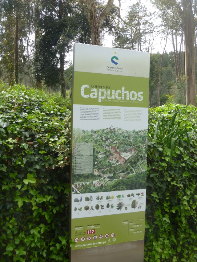 Capuchos sign