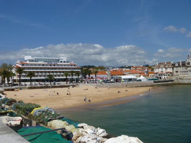Cascais sea front
