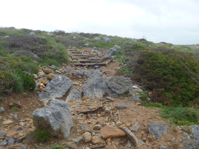 Our coastal path