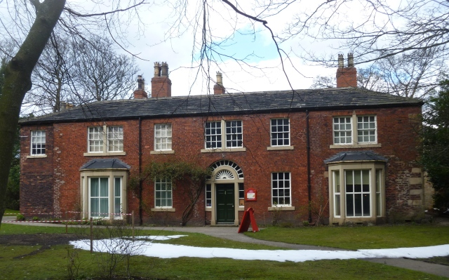 Red House - front