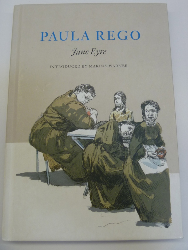 Paula Rego Jane Eyre book