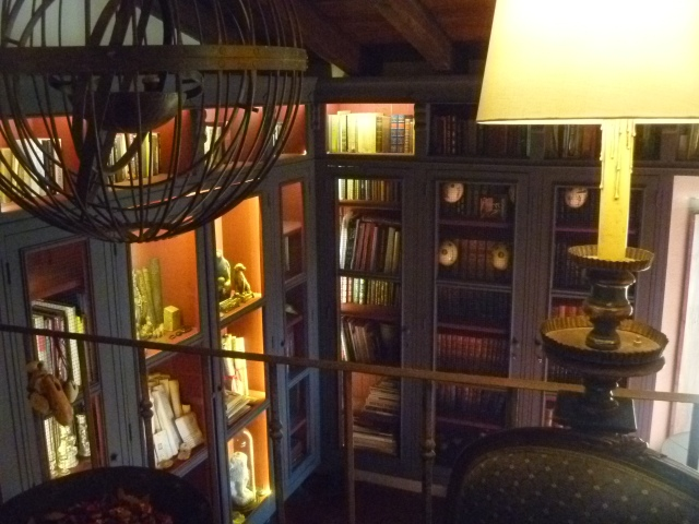 Saturnino library