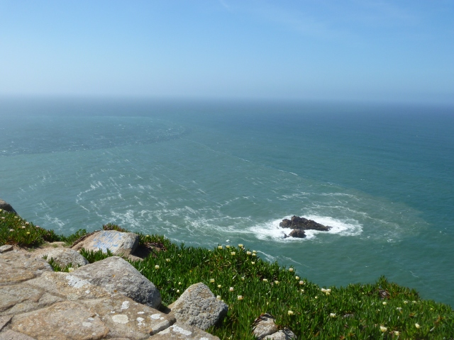 The Atlantic Ocean at Cabo da Roca