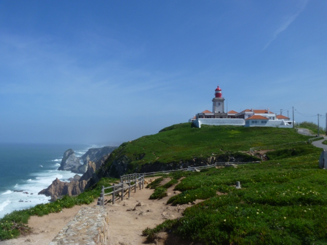 The Lighthouse at Cabo da Roca