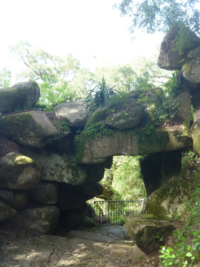Vathek's Arch