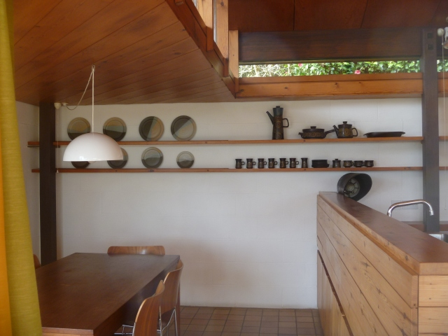 Anderton House dining area